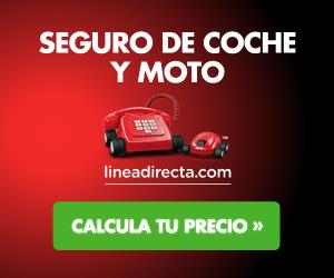 Línea Directa Seguro de Coche o Moto