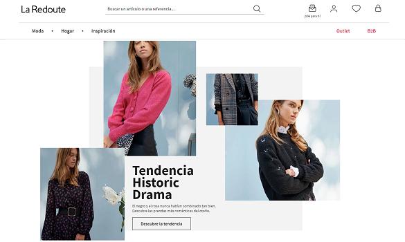 La Redoute moda