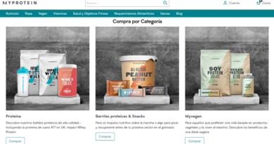 MyProtein.es, código descuento del 37% en su nutrición deportiva y suplementos