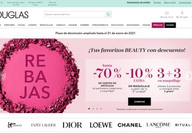 Douglas.es, mira sus ofertas actuales en cosmética, maquillaje, perfumería…