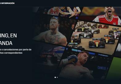 DAZN, prueba gratis 1 mes su servicio de streaming con F1 y MotoGP